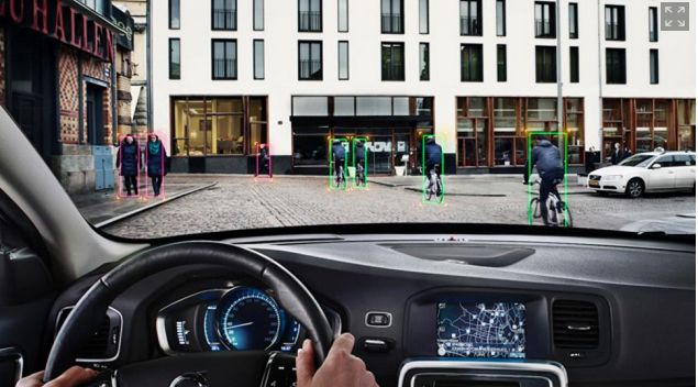 vehicle safety innovations