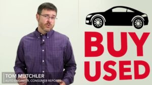 comsumer report on buying used cars