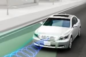 Toyoto pre-collision system