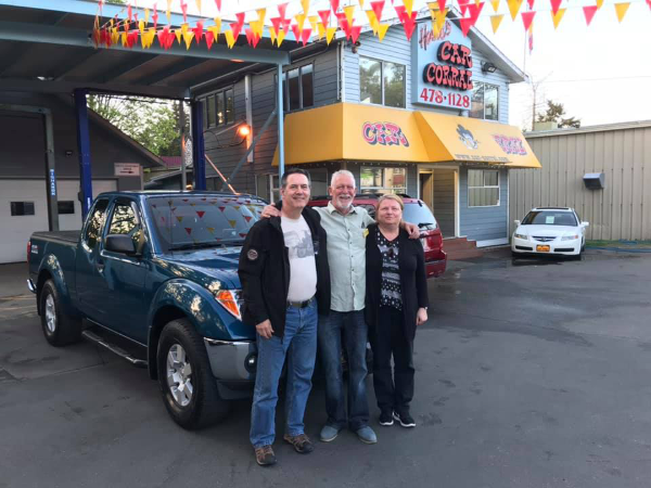 Howie's Car Corral Happy Customers