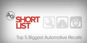 automobile recalls