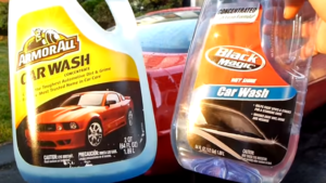 10 Car Cleaning Mistakes