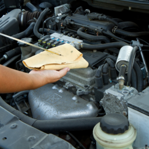 regular oil checks to make your car last longer